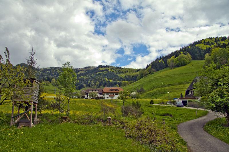 Haus Am Buhl Munstertal Ferienwohnung Ferienzimmer C